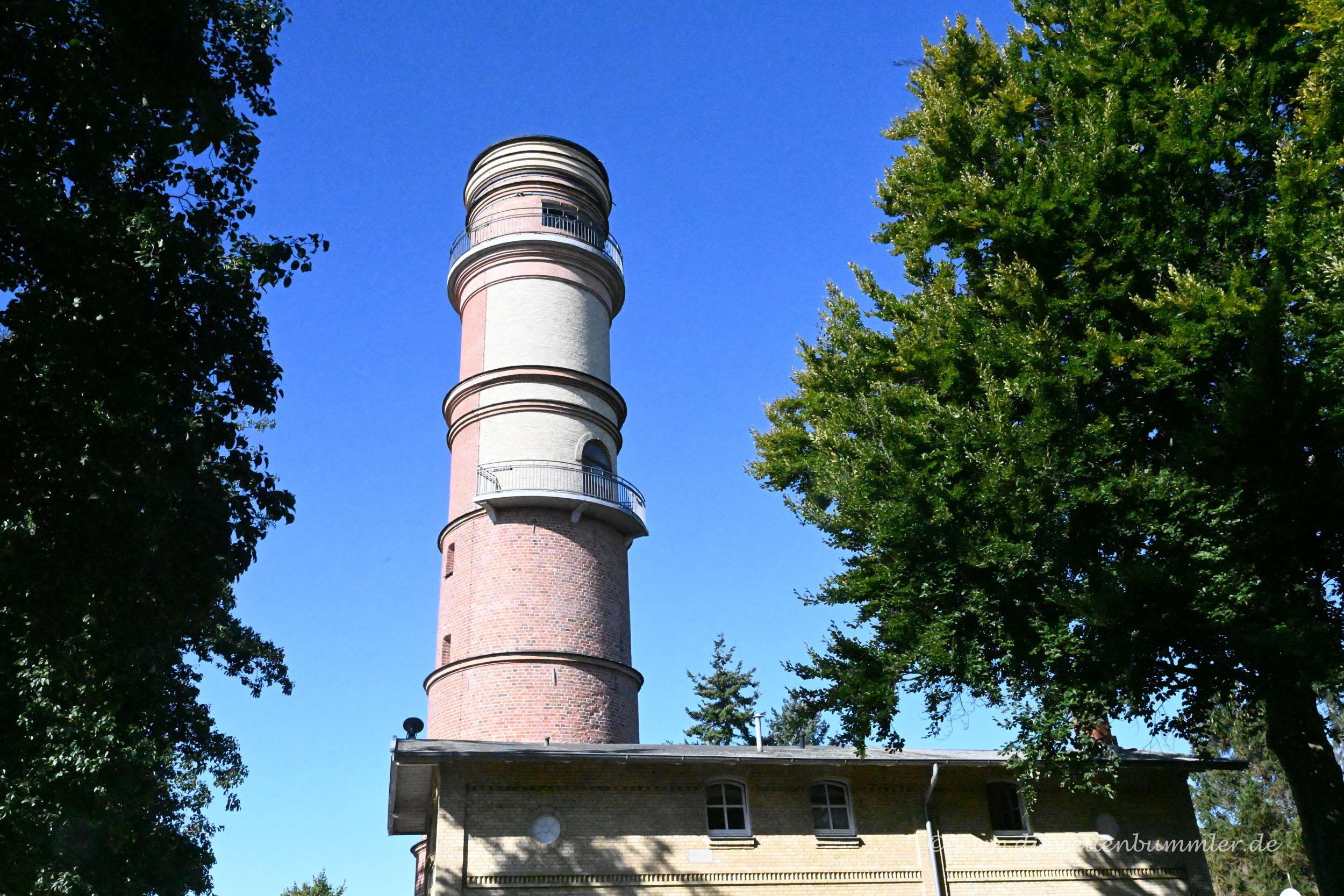 Ältester Leuchtturm Deutschlands