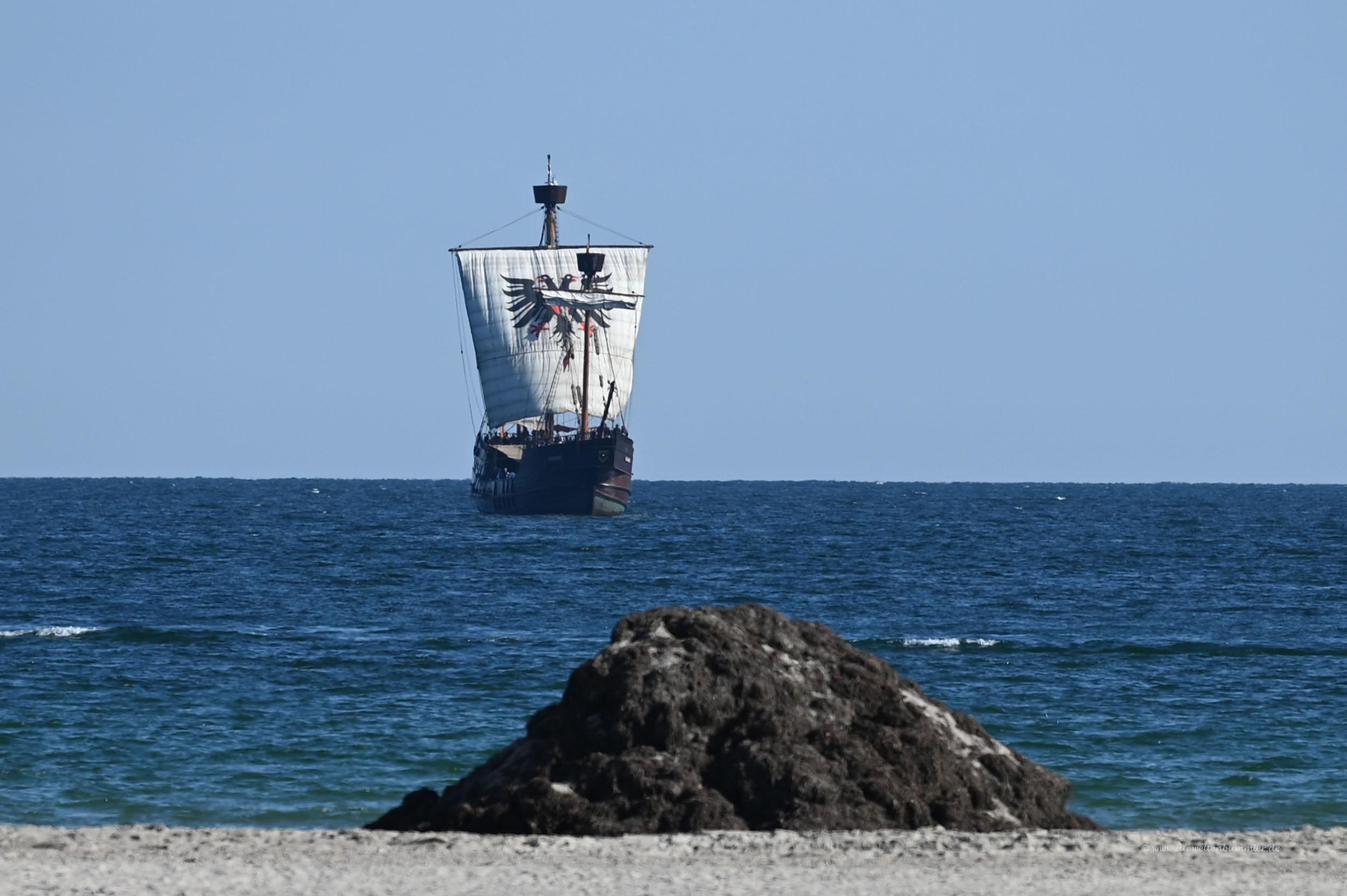 Piraten auf der Ostsee