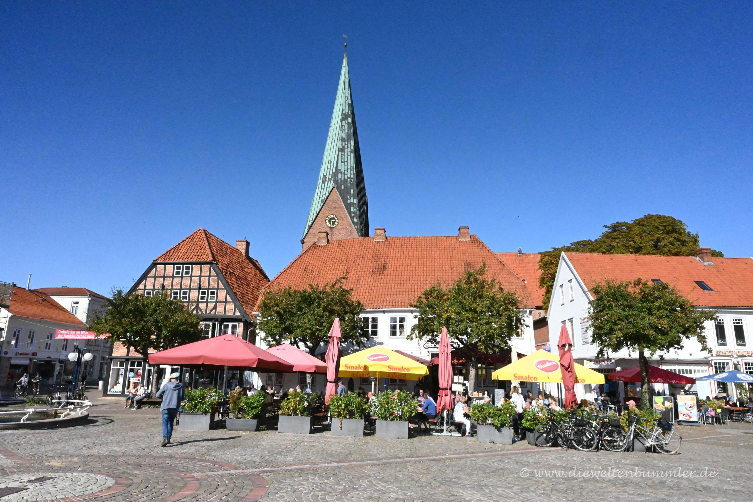 Altstadt von Eutin