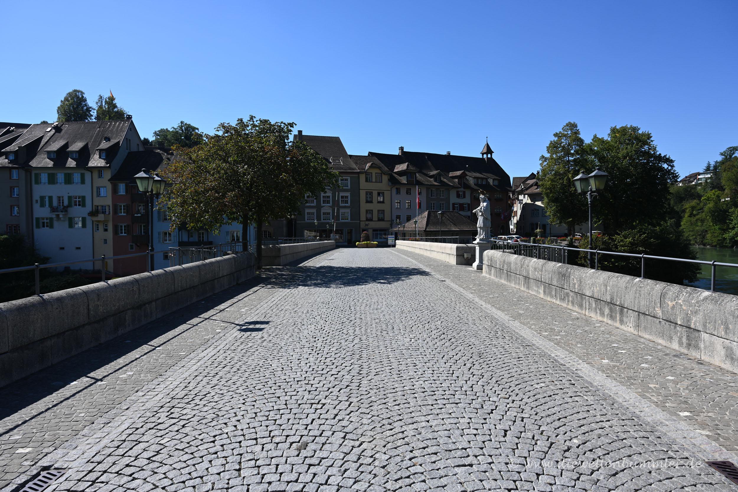 Brücke in die Schweiz