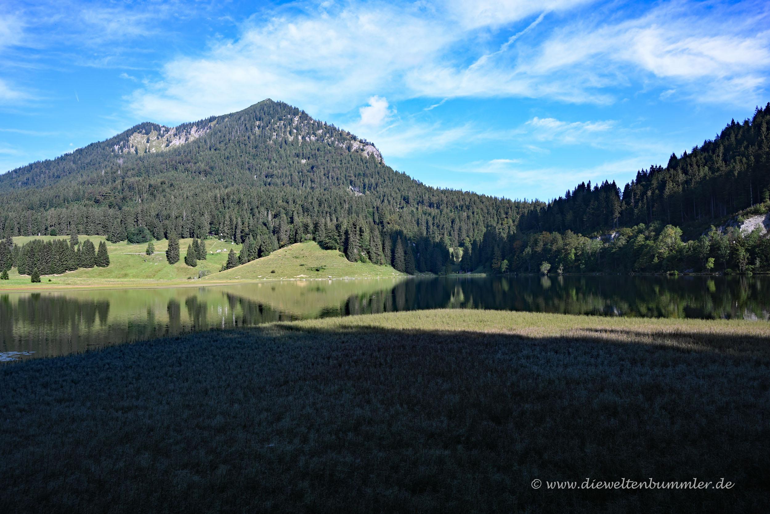Alpen am Spitzingsee