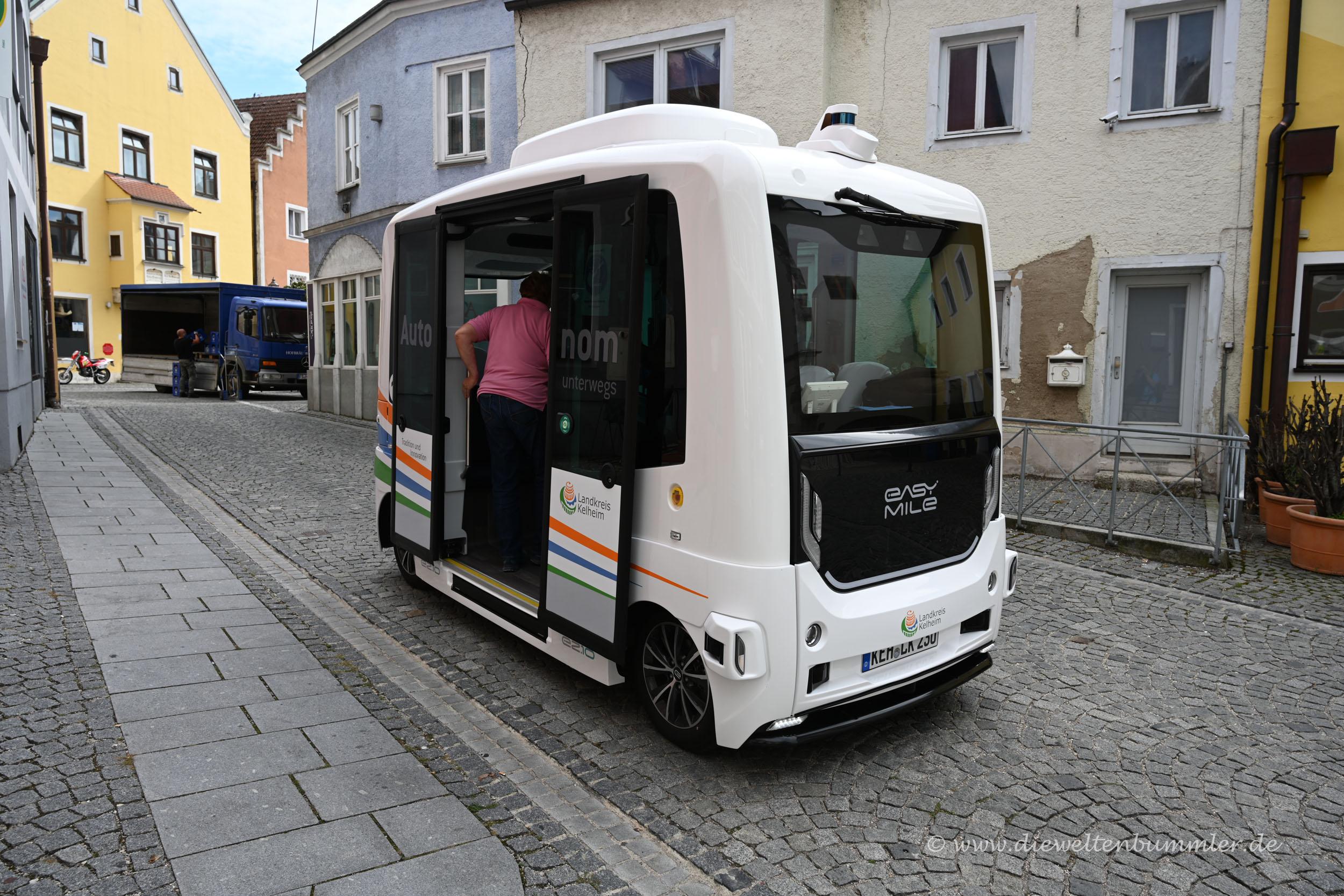 Automoner Elektrobus