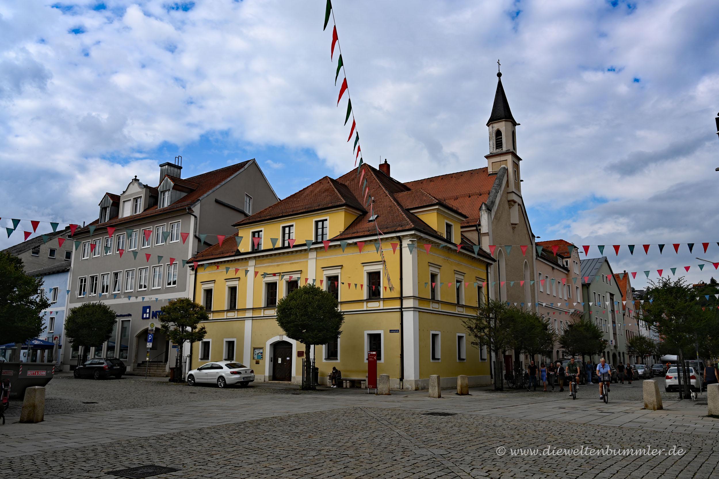 Altstadt von Kelheim