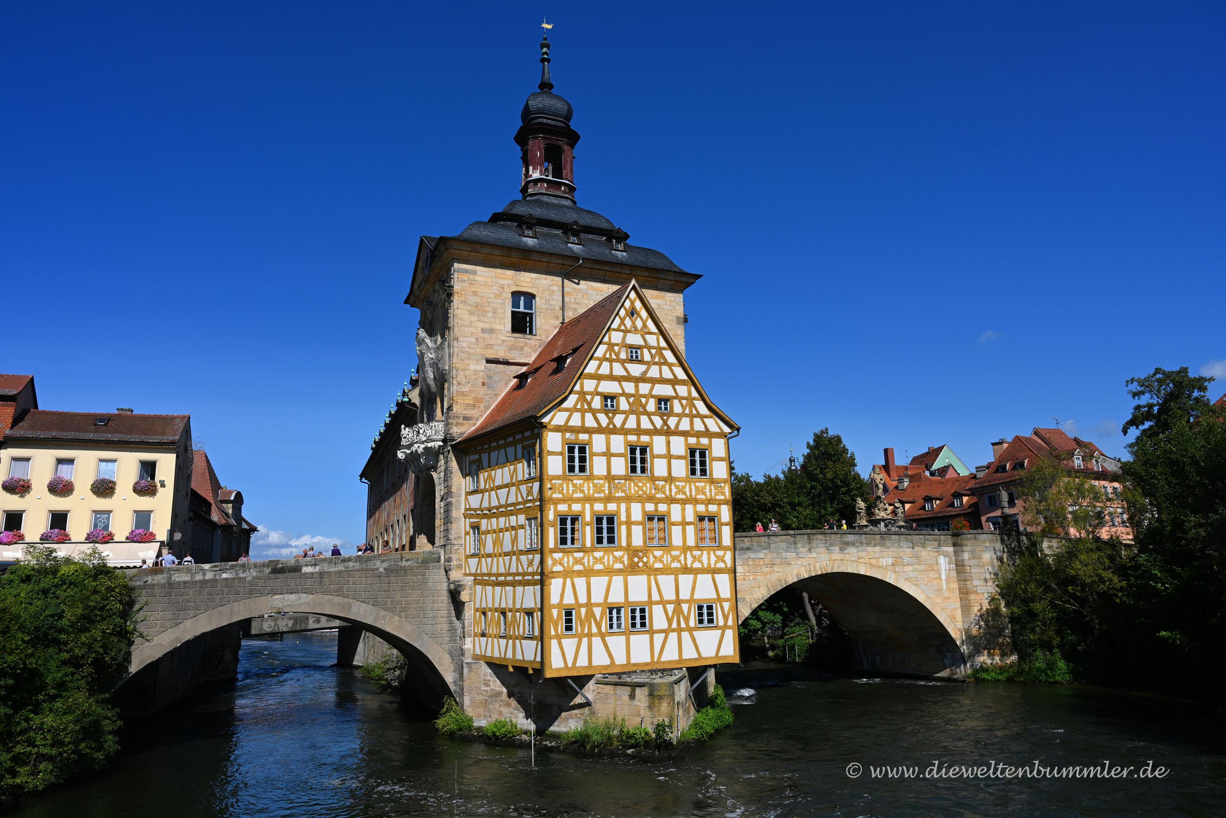Rathaus von Bamberg