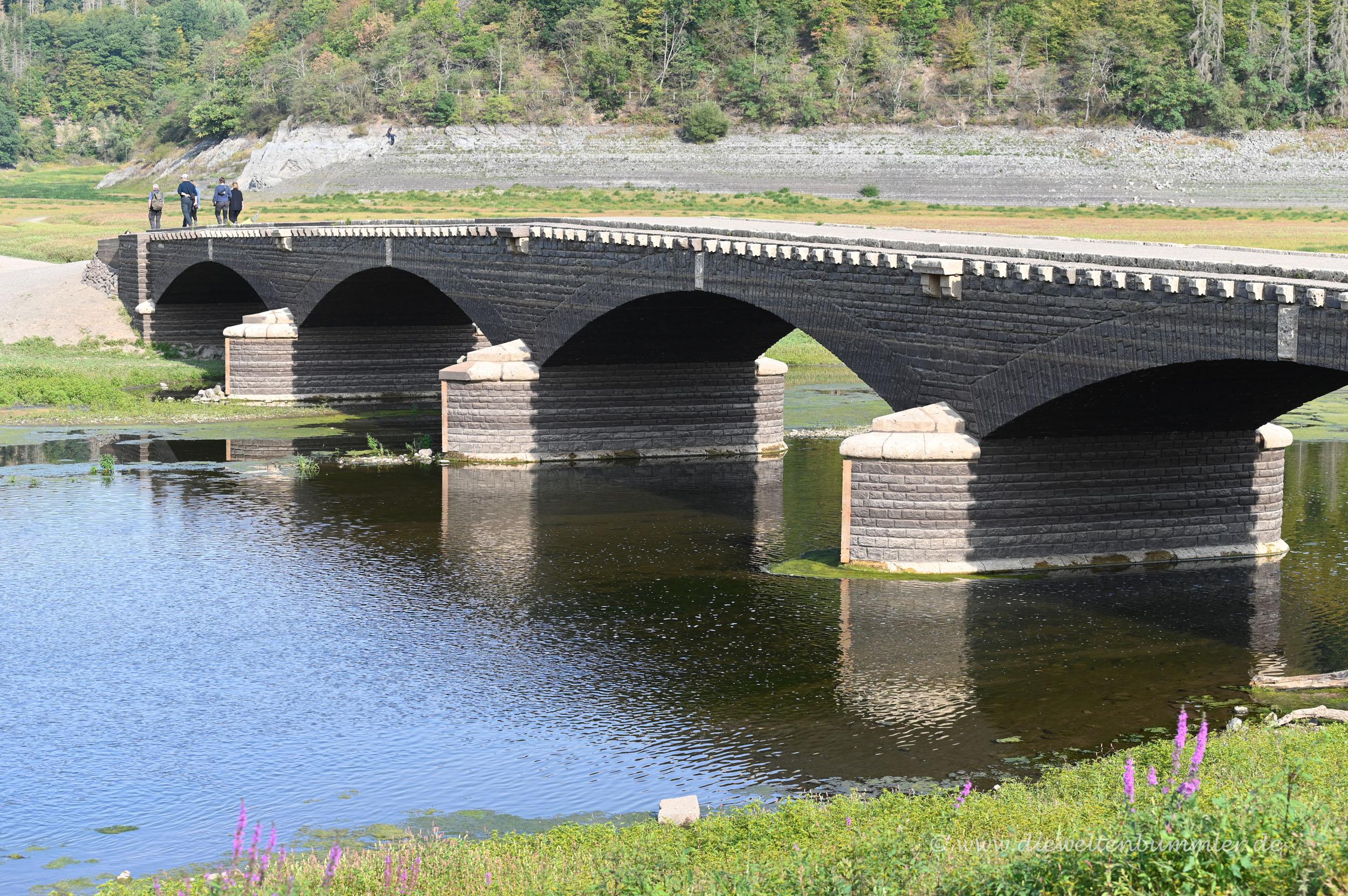 Ederbrücke bei Asel