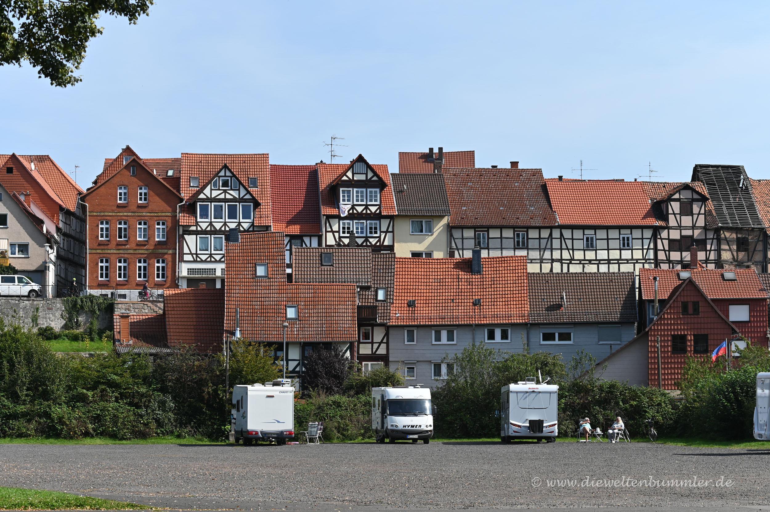 Wohnmobilstellplatz Bad Sooden-Allendorf