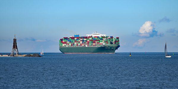 Containerschiff Toledo Triumph