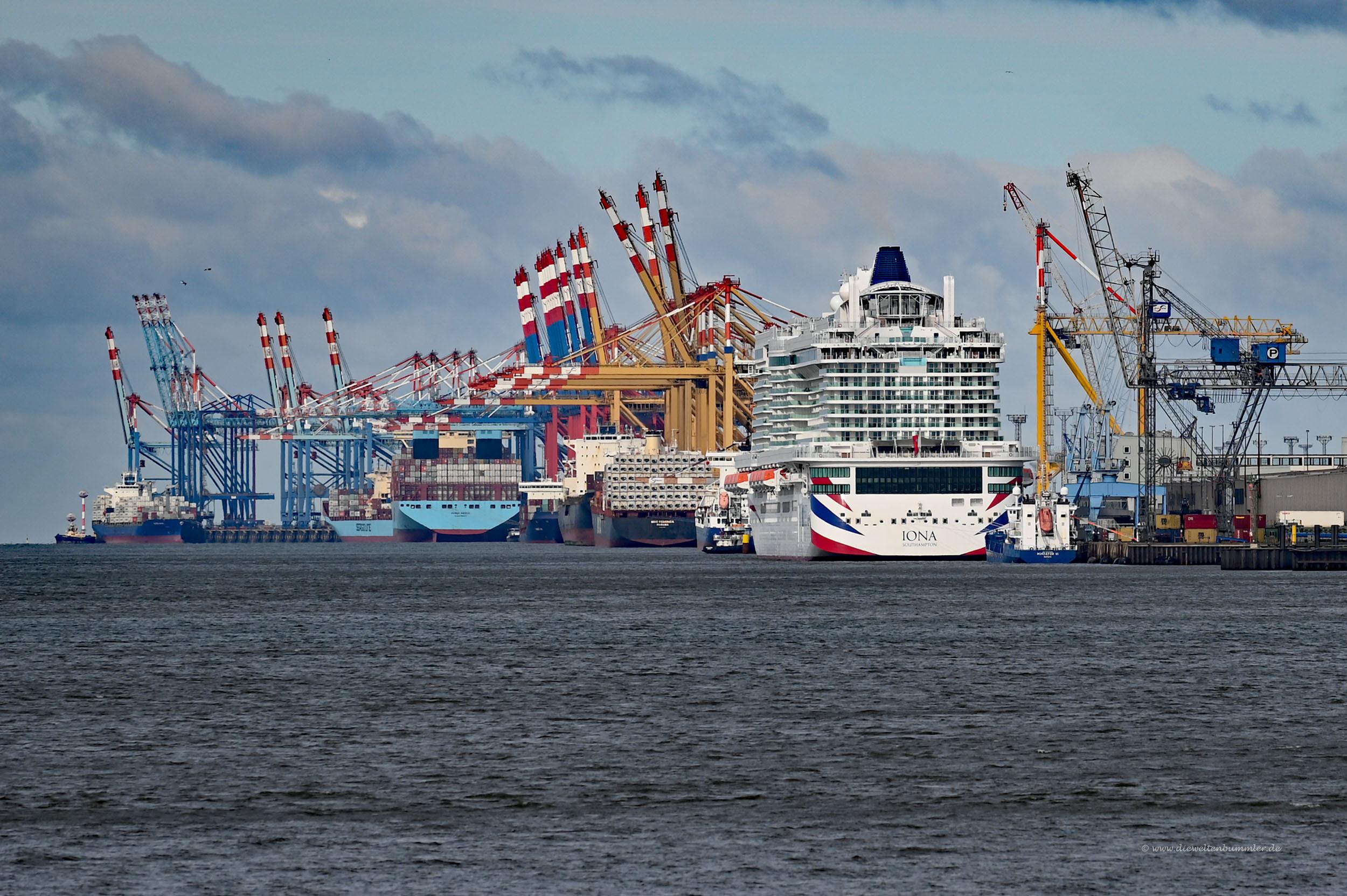 Corona-Pause für Kreuzfahrtschiffe