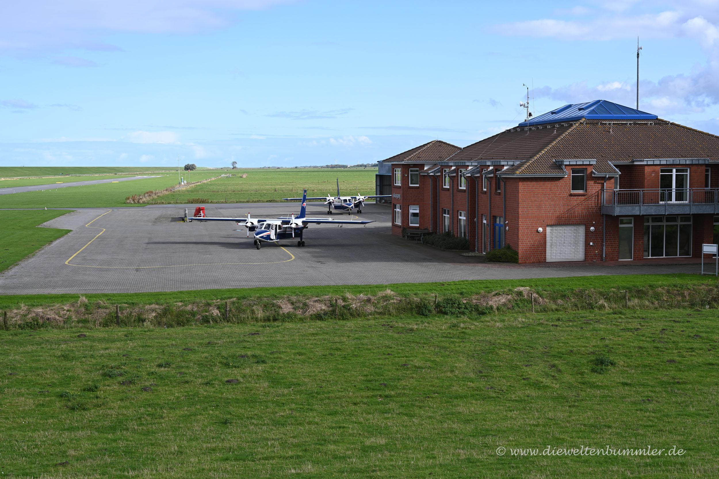Flugplatz Harlesiel
