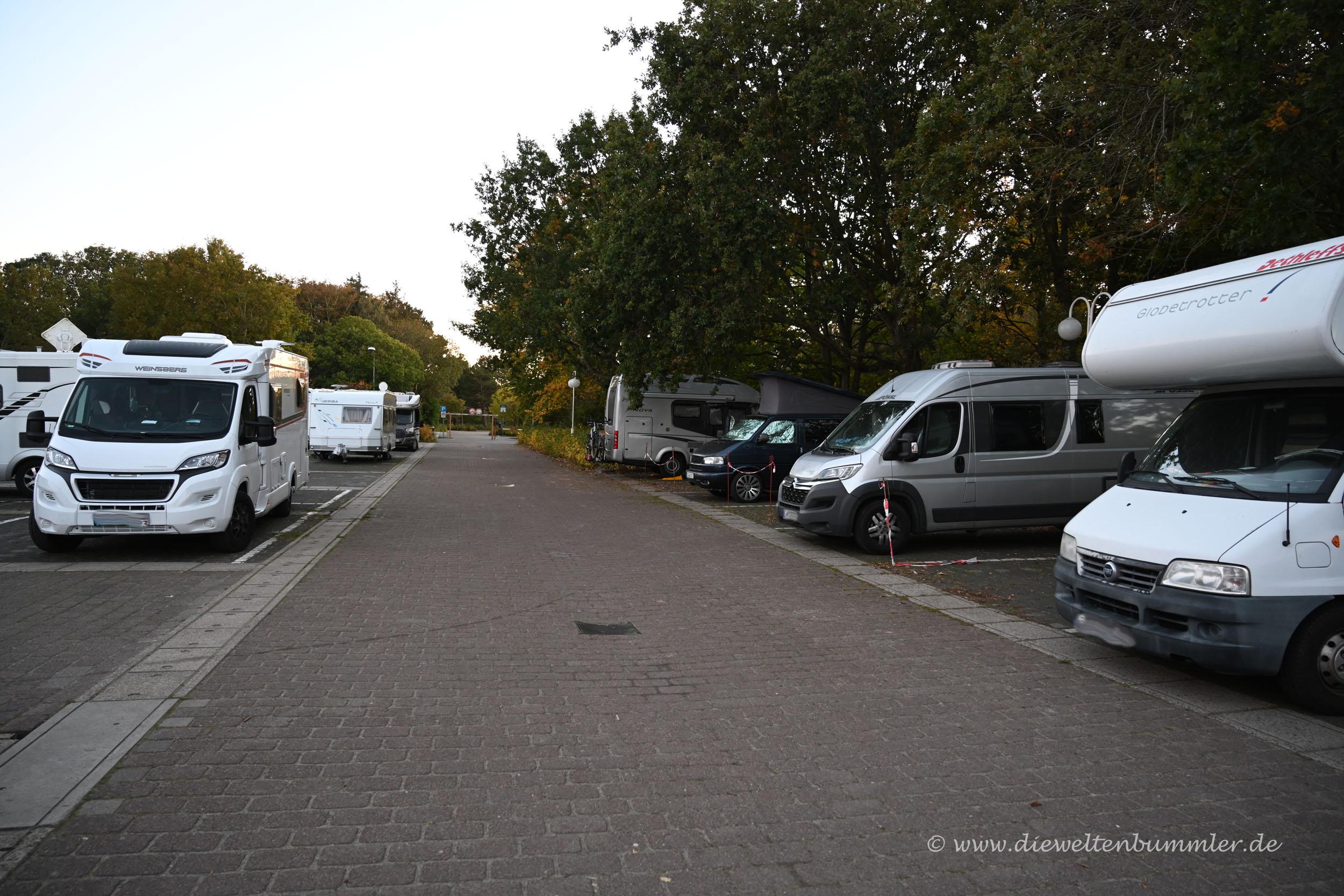 Wohnmobilstellplatz Cuxhaven