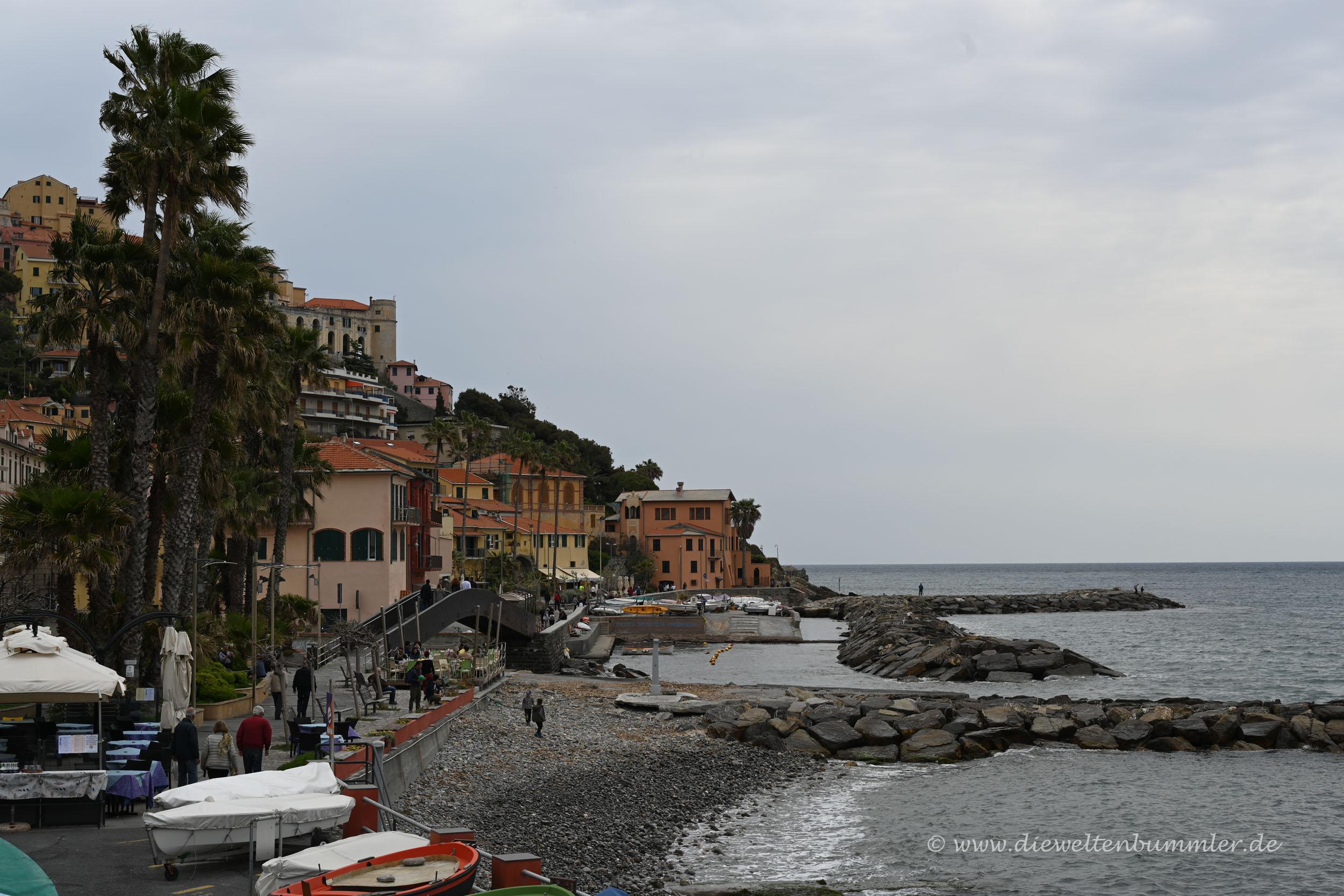 Das Mittelmeer gibt es bestimmt auch in schön