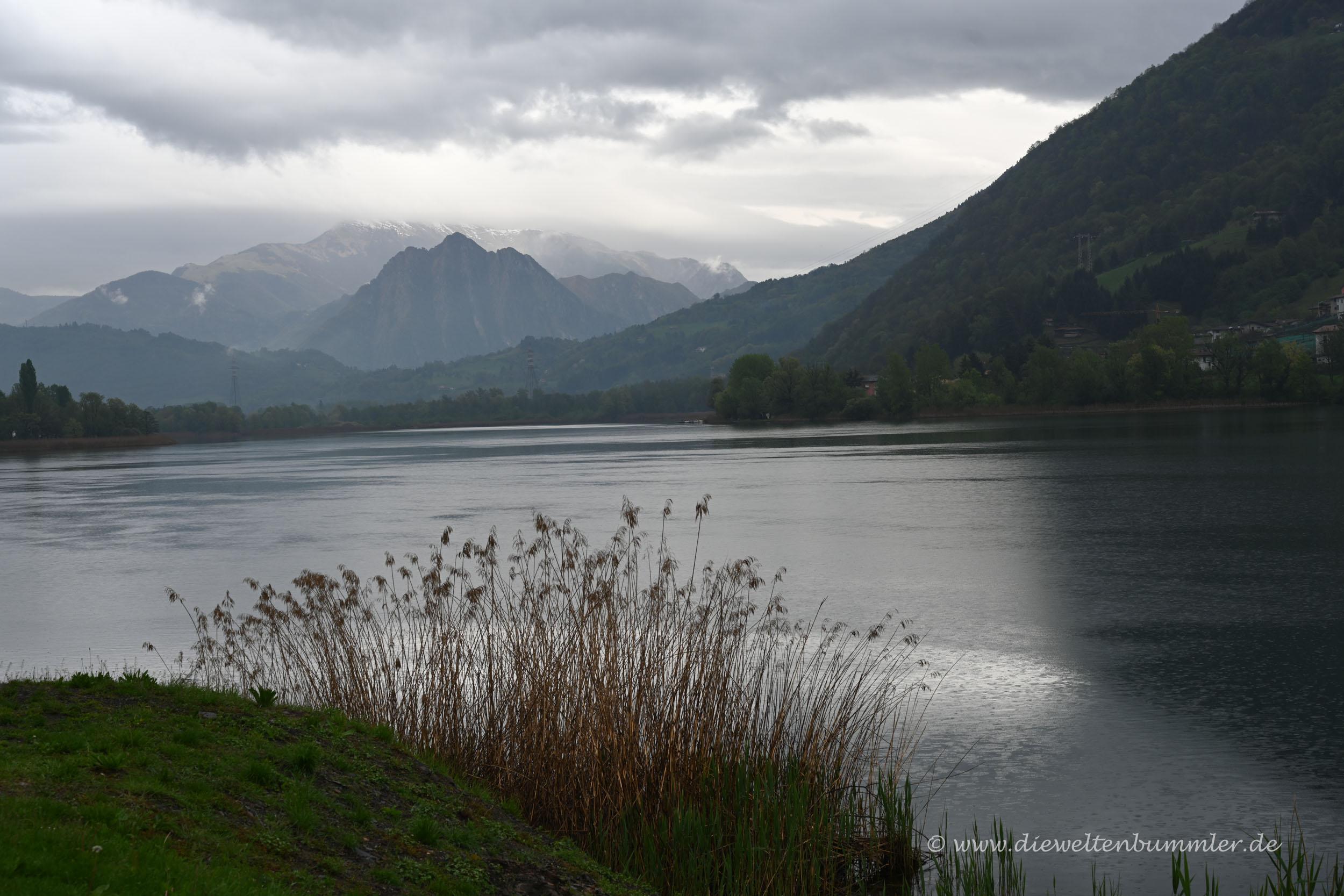 Wetterlage an den Oberitalienischen Seen